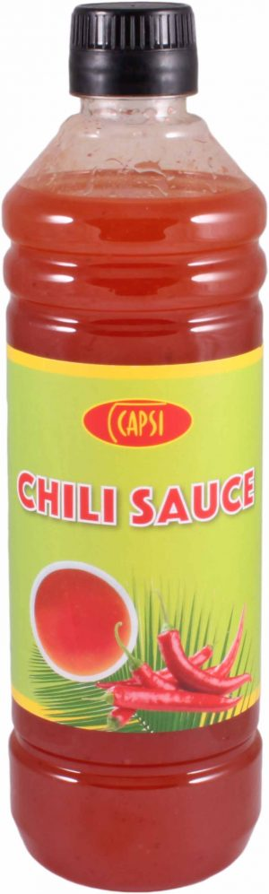 Capsi chili saus glad 500 ml