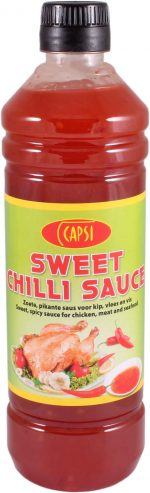 Capsi sweet chili saus 500 ml