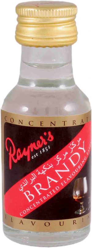 Rayners essence brandy