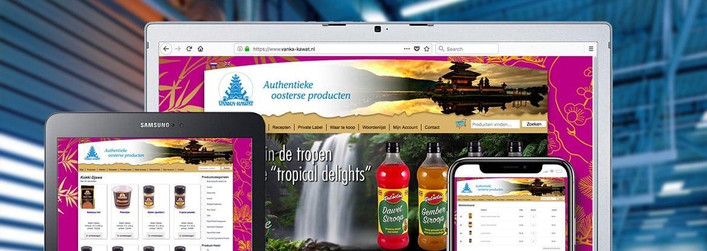 Vanka-Kawat webshop