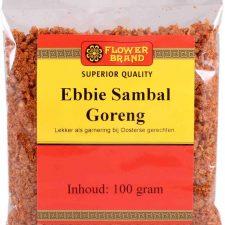 Flowerbrand Sambal Goreng Ebbie 100 gram