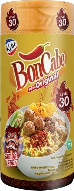 Kobe Boncabe sambal tabur rasa original level 30