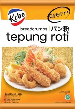 Kobe breadcrumbs tepung roti crispy 200gram