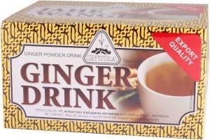 Intra jahe wangi gemberthee minuman serbuk jahe ginger drink