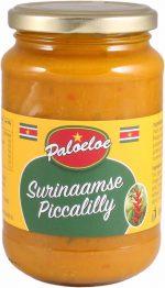 Paloeloe Surinaamse piccalilly 375 gram