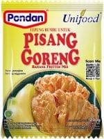 Pondan Unifood tepung bumbu untuk Pisang Goreng banana fritter mix 200gram