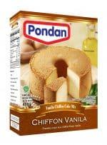 Pondan vanila vanille chiffon cakemix