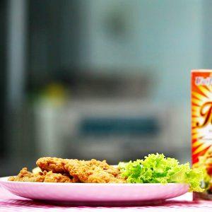Unifood kentucky tepung bumbu ayam goreng bereid