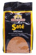 Kokki Djawa boemboe sate speciaal sate saus mix zak 500 gram