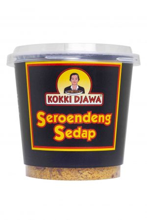 Kokki Djawa seroendeng sedap cup 200 gram
