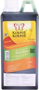 koepoe koepoe pandan essence pasta 1 liter