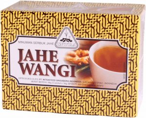 Intrafood jahe wangi thee ginger tea gemberthee 90 gram