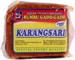 Karangsari bumbu boemboe gado-gado pedas hot