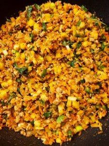 Vanka-Kawat Flowerbrand jicama gerecht 3 van 5