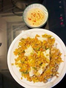 Vanka-Kawat Flowerbrand jicama gerecht 5 van 5
