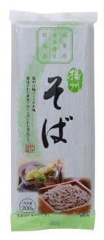 Bansyu buckwheat noodles soba boekweit noedels 200gram