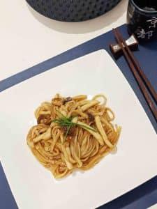 Japanse udon noodles Vanka-Kawat