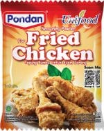 Pondan unifood seasoning powder for fried chicken tepung bumbu untuk ayam goreng 80 gram