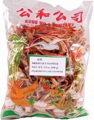 Sea Bird dried lily flower 100 gram