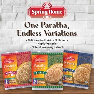 Vanka-Kawat Tee Yih Jia Spring Home Roti Paratha