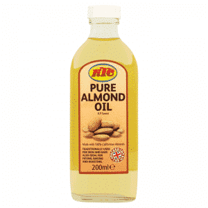 KTC almond oil amandelolie 200ml