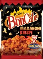 Kobe BonCabe chips level 15 makaroni krispi