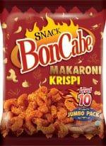 Kobe BonCabe makaroni snack krispi level 10