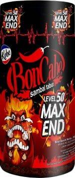 Kobe Boncabe Botol Sambal Tabur level 50 max end